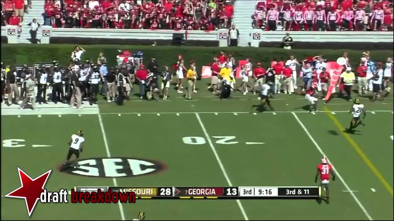 Dallas Lee vs Missouri (2013)