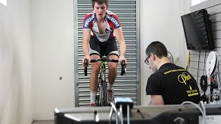 Bike Science Lactate Ramp Test