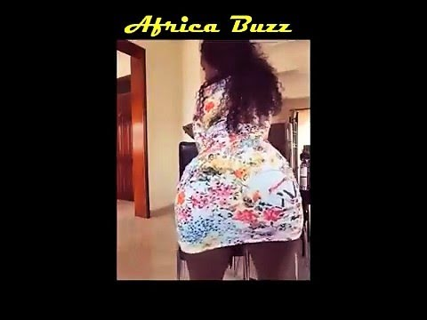 AFRICAN BLACK GIRL TWERK BAIKOKO FROM UGANDA