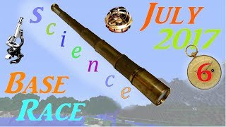 I am taking part in TheMobCave's Monthly Challenge: Base Race for July 2017! EPISODE 6: Tonight on Brainiac: Science Abuse...