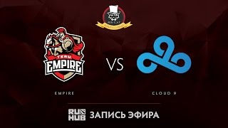 Empire vs Cloud 9, Mr.Cat Invitational, game 1 [Adekvat]