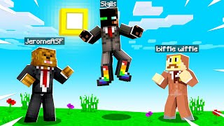 He Got The Ability To Fly In Camp Minecraft | JeromeASF