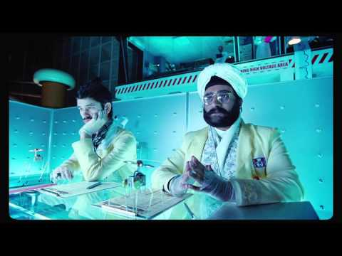 The Zero Theorem Clip 'Evaluation'