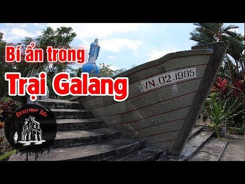 Bí ẩn trong Trại Tị Nạn Việt Nam ở Galang [Indonesia 4] - Thời lượng: 31 phút.