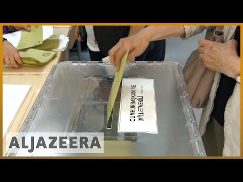 🇹🇷 Turkey votes in crucial twin polls | Al Jazeera English