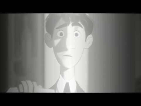 Paperman Short Film Disney Original sound Full