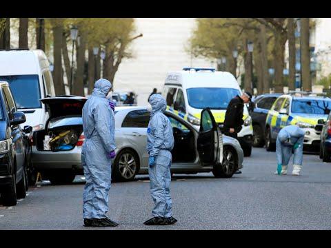 Πυροβολισμοί κοντά στην Ουκρανική πρεσβεία στο Λονδίνο…