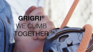 GRIGRI – We climb together by Petzl Sport