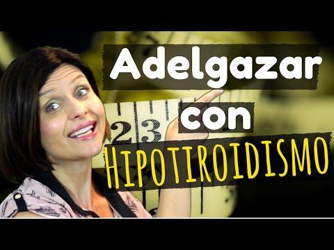 Como adelgazar si tengo hipotiroidismo 🔝