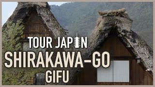 Shirakawa-go Japan  City new picture : Visiting Japanese Farmhouses in Shirakawa-go (guide)