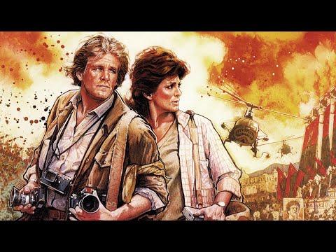 UNDER FIRE - Trailer (1983, Deutsch/German)