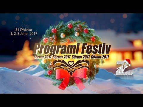 Yjet ju dhurojnë festë të paharruar në programin festiv në ZICO TV (Video)
