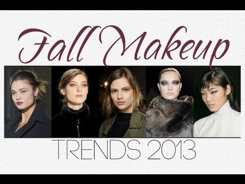 MakeupGeekTV - MORE INFO:: http://www.makeupgeek.com/makeup-trends/five-easy-fall-makeup-trends-2013/ :: TUTORIAL FOR MY MAKEUP: http://www.youtube.com/watch?v=rwTT5MjVQ...