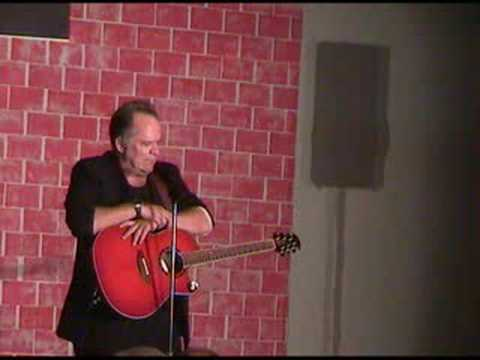 Comedian Paul Frisbie demo 2007