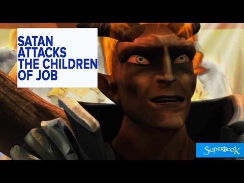 Satan Attacks the Children of Job