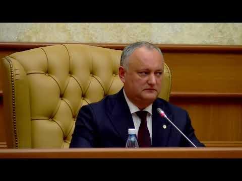 Președintele Republicii Moldova a avut o întrevedere cu șefii misiunilor diplomatice și ai organizațiilor internaționale