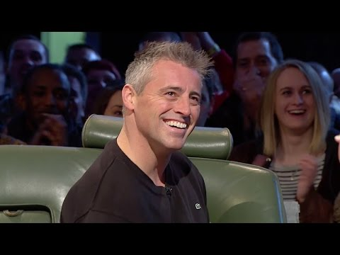 Matt LeBlanc   Interview & Lap   Top Gear   BBC