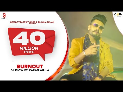 Tere Ghar Wali Rah | Burnout | Dj Flow | Karan Aujla | Punjabi Songs | DITTO Music St Studio