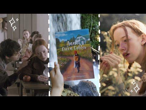 Conhece o livro que deu origem a série ANNE WITH AN E? | Resenha Anne de Green Gables!