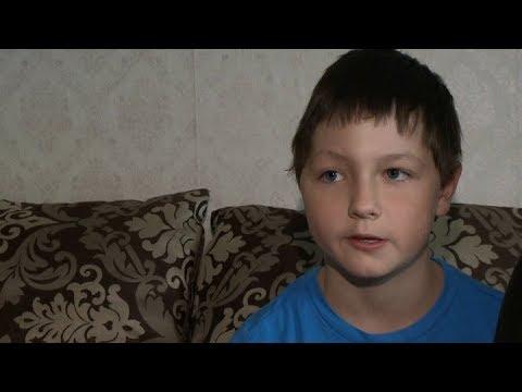 «Поможем детям вместе»: Вова Кыштымов (видео)