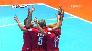 Video Match 2: Uzbekistan v Panama - FIFA Futsal World Cup 2016 MP3, 3GP, MP4, WEBM, AVI, FLV Juli 2017