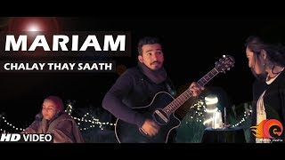 Mariam by Taimur Salahuddin Mooro from the movie Chalay Thay Saath must watch official HD
