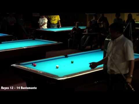 Edgie's Billiards Efren Reyes vs Francisco Bustamante Part 6 (видео)