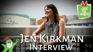 Jen Kirkman talks about performing in Montreal, her comedic style and what's in store on her new tour.