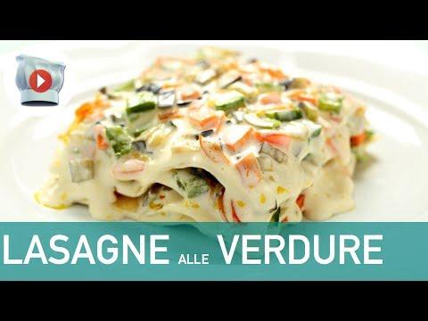 lasagne di verdure al forno