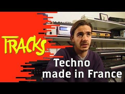 Techno made in France (1997) - TRACKS - ARTE