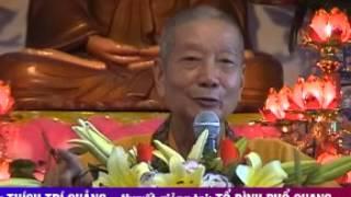TRÚT BỎ GÁNH NẶNG - HT THÍCH TRÍ QUẢNG thuyết giảng ngày 16.10.2011 (MS 52/2011)