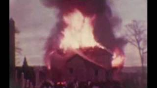 1937 First Reformed Church Fire