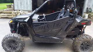 4. 2017 Arctic Cat Wildcat Sport SE