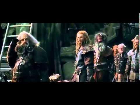 Thorin Video for Hobbit Presentation