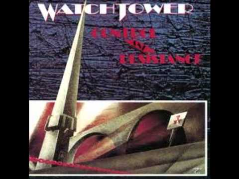 "Watchtower ""Energetic Disassembly"""