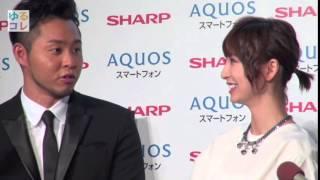 【ゆるコレ】篠田麻里子、初対面の北島康介にすごく大きい方と言われる