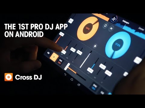 Video of Cross DJ - Mix your music