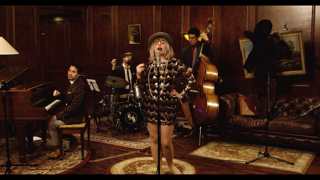 Ain't No Rest For The Wicked – Vintage Jazz Cage The Elephant Cover ft. Joey Cook