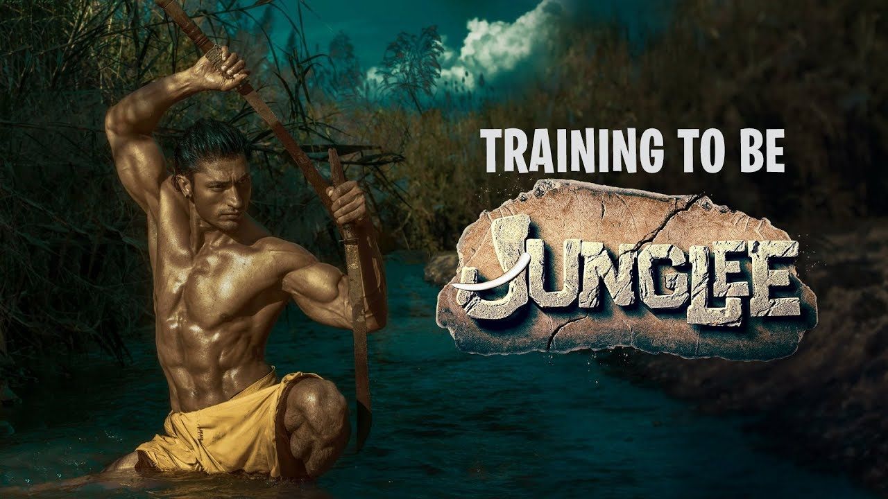 Junglee  Training To Be Junglee  full movie download by Vidyut Jammwal