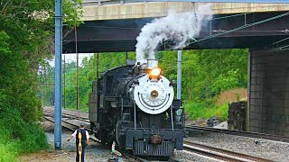Strasburg (PA) United States  city photos gallery : Strasburg Rail Road - Steam Train, Pennsylvania
