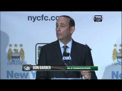 New York City Football Club is officially born_Labdar�g�s MLS legjobb vide�k. Sport of USA