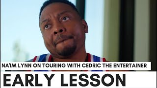 Na'im Lynn On Cedric The Entertainer Replacing Him On Tour With Guy He Was Hating On