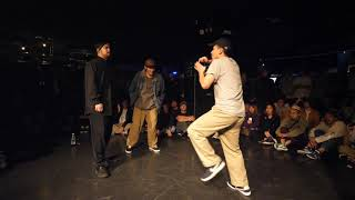 Jenes & Yuta vs Mavericks (ryo & Fat Snake) – JuiCe!!! vol.28 POPPIN OPEN SIDE BEST4