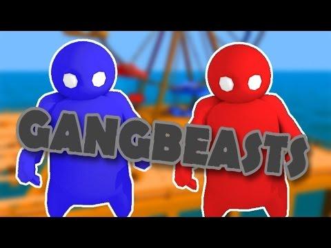 LOS MONIGOTES LUCHADORES!! XDD 2.0 – Gang Beasts – NexxuzWorld