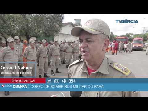 Novo subgrupamento dos Bombeiros em Moju vai agilizar atendimento