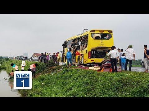 97 vụ tai nạn giao thông trong 3 ngày lễ - Thời lượng: 38 giây.
