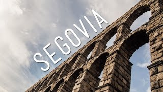 Segovia Spain  city photos : Segovia, Spain - Travel Vlog