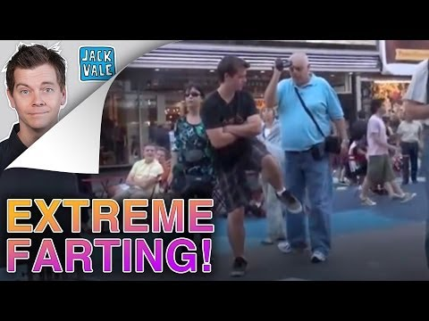 public - EXTREME Farting in Times Square! NYC Buy a Pooter here! http://www.thepooter.com.