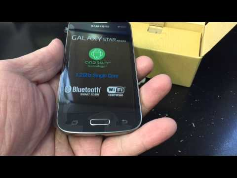 SAMSUNG GALAXY STAR ADVANCE SM-G350E DUAL SIM Unboxing Video – in Stock at www.welectronics.com