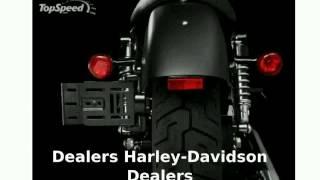 6. 2009 Harley-Davidson Sportster Iron 883 Details